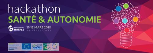 PRIMOH a participé au 1er Hackathon de la Fondation Hopale les 17 et 18 mars 2018 sur le thème de la santé et de l'autonomie.