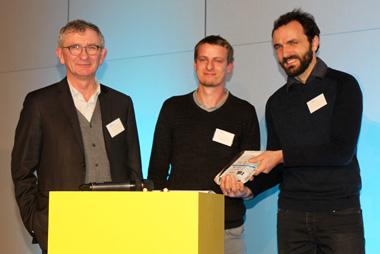[Prix] MEDIWAT reçoit le prix de l'Institut Pasteur de Lille