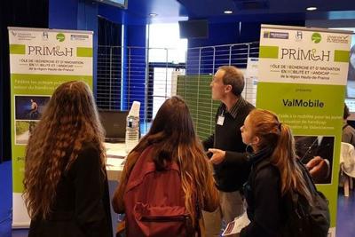 PRIMOH a présenté son projet ValMobile au Forum Mobilité le 14 novembre
