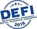 DEFI 2018 > DEVELOPPEMENT ECONOMIQUE - EMPLOI - FORMATION - INNOVATION