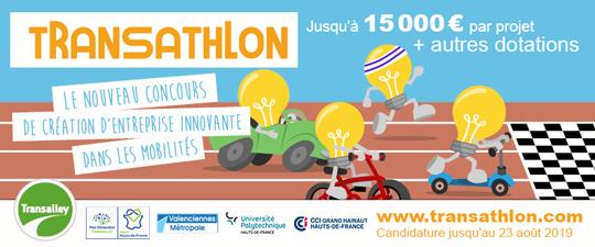 Logo du concours transathlon
