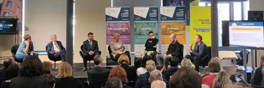 Inauguration d'APF Lab – Le Hub, le centre d'expertise handicap et nouvelles technologies de l'APF France Handicap