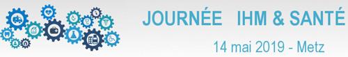 Journée IHM et Santé, le 14 mai à Metz